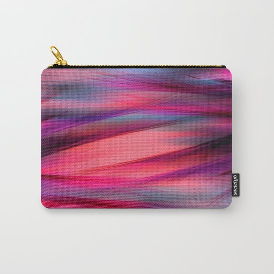 Summer Sky Abstract Carry-All Pouch