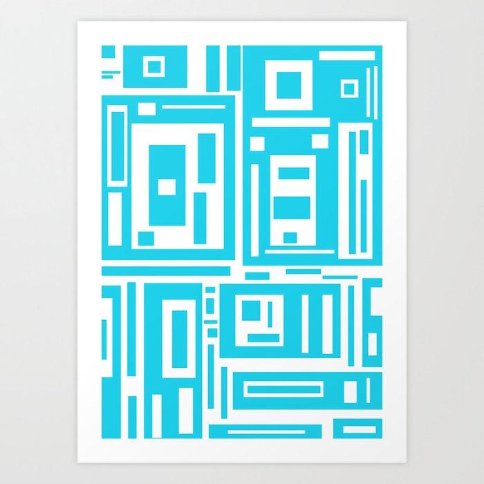 """Map to Life"" Art Print"
