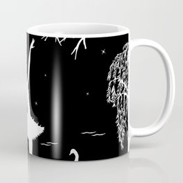 Swan Lake: Odette the White Swan Coffee Mug