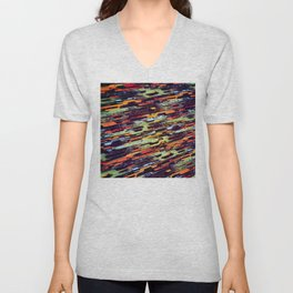 paradigm shift (variant 3) Unisex V-Neck