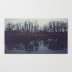 the trees II Canvas Print