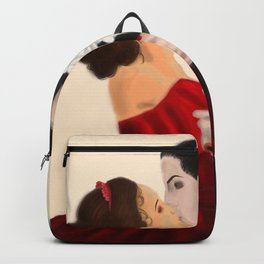 Sarah and the count Backpack