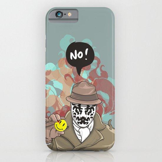 NO! Rorschach iPhone & iPod Case
