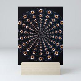 Mystified. Mini Art Print