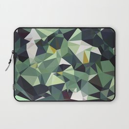 Martinique Low Poly Laptop Sleeve