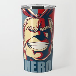 Boku no Hero Academia All Might Travel Mug