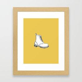 Doc Martin Framed Art Print