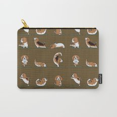 Beagle Yoga Carry-All Pouch