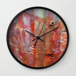 Kansai-ma Wall Clock