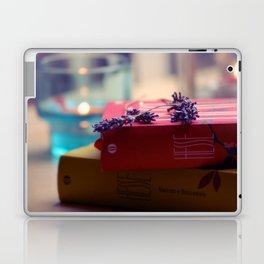 Rain, Hesse and Lavender Laptop & iPad Skin