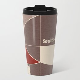 Seattle Mosaic Travel Mug