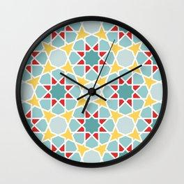Arabesque IV Wall Clock