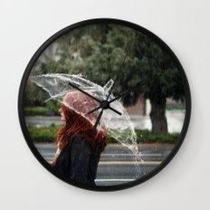 Ingenuity Wall Clock