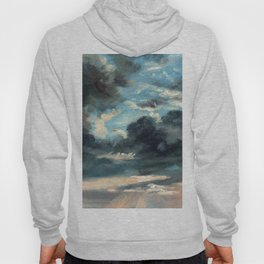 John Constable Stormy Sunset Hoody