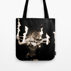 When Will They Burn? Tote Bag