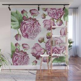 Rose garden III Wall Mural