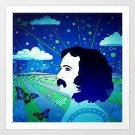 David's Beautiful Imagination Art Print