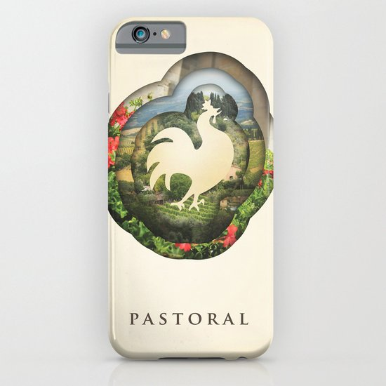 pastoral iPhone & iPod Case