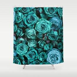 Le Vie En Rose Shower Curtain