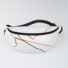 Sometimes You Get So Lonely Fanny Pack