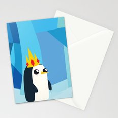 Gunter for Ice King 2012! Stationery Cards