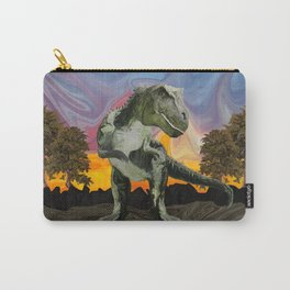 Tyrannosaurus Rex at the Twilight Hour Carry-All Pouch