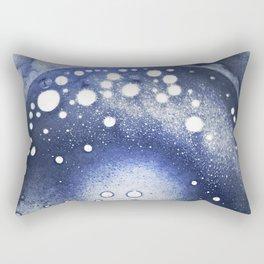 Rising Moon Rectangular Pillow