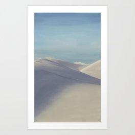 Vanish I Art Print