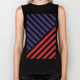 United States of America Flag Color #society6 #decor #buyart #artprint Biker Tank