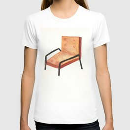 LEATHER CHAIR T-shirt