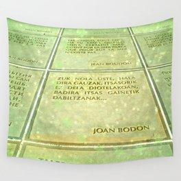 Joan Bodon Wall Tapestry