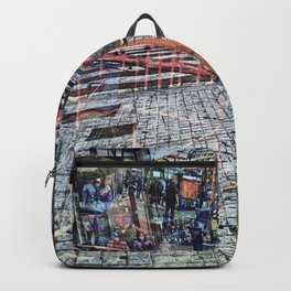 situations sustained to fulfill the vicious cycle. Backpack