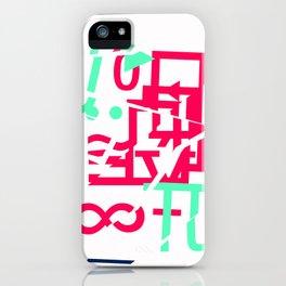 ∫O.□◅Y∞-∏ iPhone Case