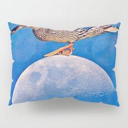 Moon Walking Pillow Sham
