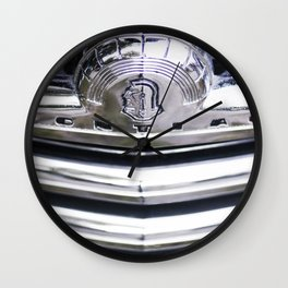 The Old Pontiac Wall Clock