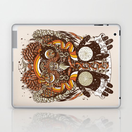 Dreams of a Feather Laptop & iPad Skin