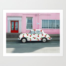 Sweet Ride Art Print