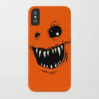 monty python iPhone & iPod Cases featuring Monty by Nicholas Ely