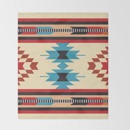 American Native Pattern No. 37 Throw Blanket