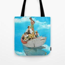 Fishing Time Tote Bag