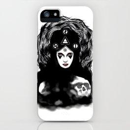 {Death tolls} iPhone Case