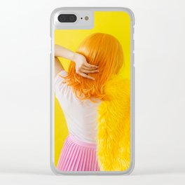 vivian as me Clear iPhone Case