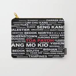 SINGAPORE - TOA PAYOH Carry-All Pouch