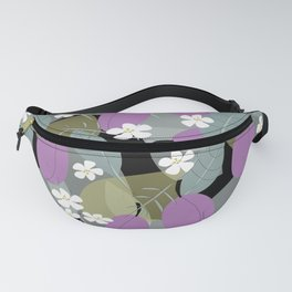 Plums Festival Fanny Pack