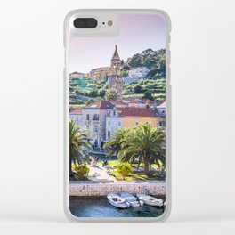 Hvar 3.3 Clear iPhone Case