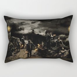 Halloween OUAT Rectangular Pillow