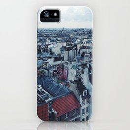 Grisaille iPhone Case