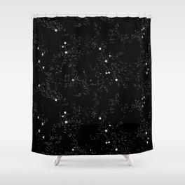 Domio Constellation Shower Curtain