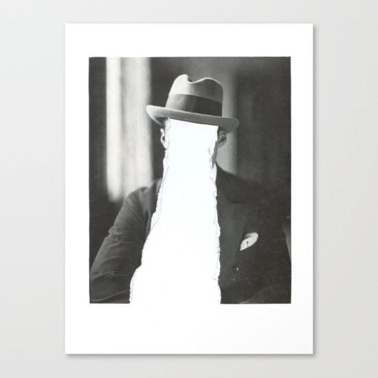 Remain In Memory Canvas Print