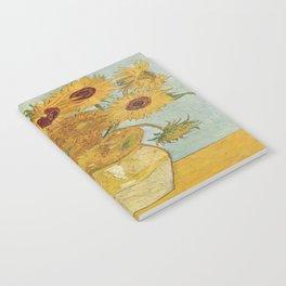 Vincent van Gogh's Sunflowers Notebook